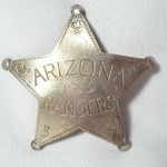 Arizona Rangers Badge $8.00