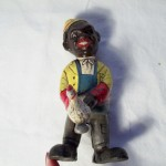 Cast Iron Chicken Chaser Bank $9.00 Temporarily Out Of Stock