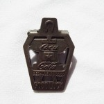 Metal Coca-Cola Coke Good Luck Clip $5.50