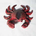 Cast Iron Crab Bottle Opener $6.50