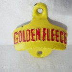 Golden Fleece Gas & Oil Opener $6.50