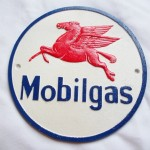 Mobilgas Pegasus Sign $11.50