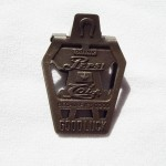 Metal Pepsi-Cola Good Luck Clip $5.50