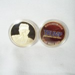 Trump Make America Great Gold Plated Coin $2.75 per coin