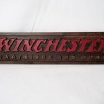Cast Iron Winchester Cartridges & Shells $19.50