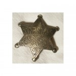 Marshal Star Badge $8.00