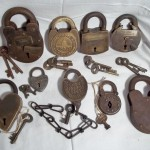 Assorted Metal Locks
